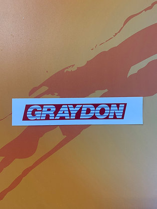 Graydon Thin Red