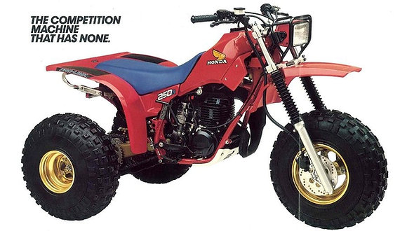 1984 ATC250R Full Set