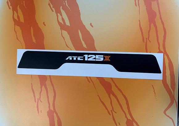 Rear 125X for ATC70