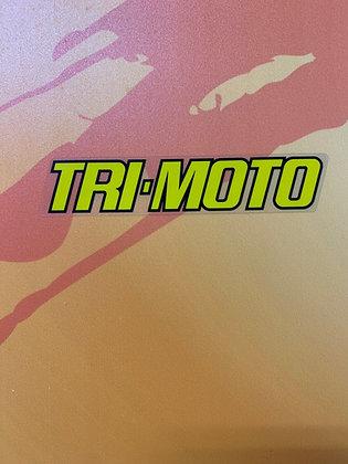 Tri Moto Decal
