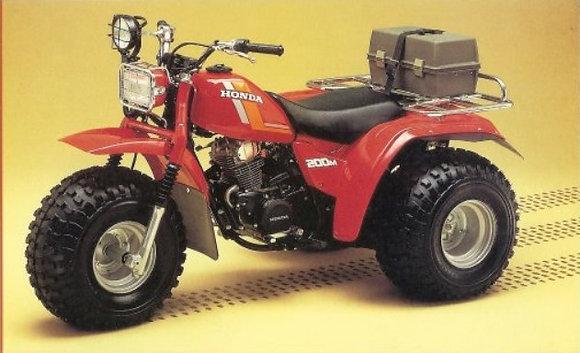 1984 ATC200M Complete Kit