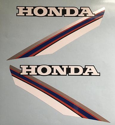 1985 Honda ATC250SX Tank decals