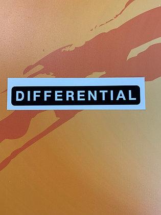 KLT Differential Black