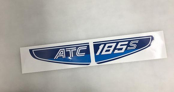 1982 ATC185s Rear