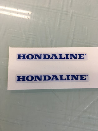 Hondaline Accessories Decal