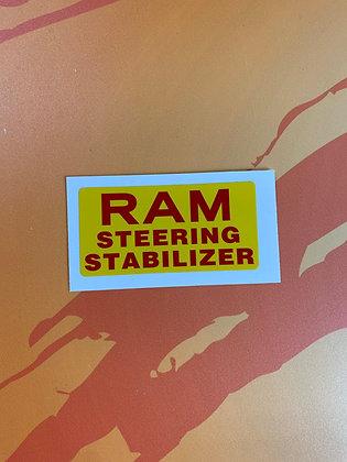 Ram Stabilizer