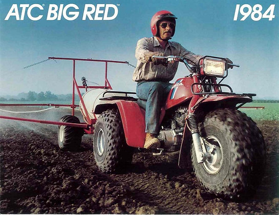1984 Big Red Complete Kit