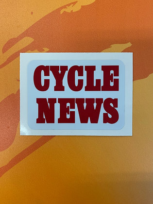 Cycle News