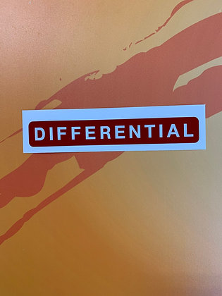 KLT Differential Red