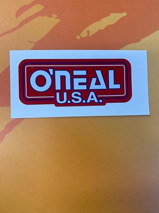 O'neal USA Red