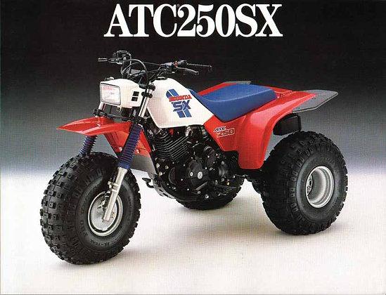 1986 ATC250SX Kit