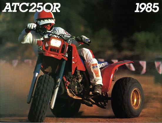 1985 ATC250R Full Set