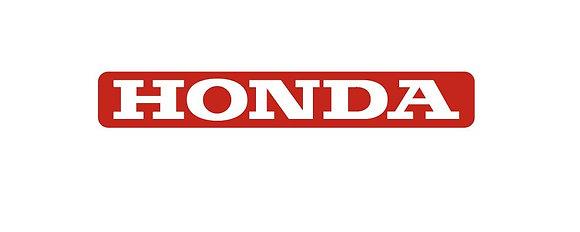 Honda Front Center Fork Decal