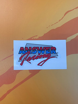 Answer Pink