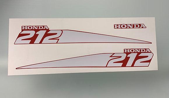 TRX212  NO R Custom 88 TRX250R