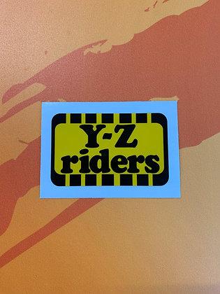 YZ riders