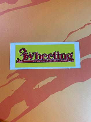 3 Wheeling