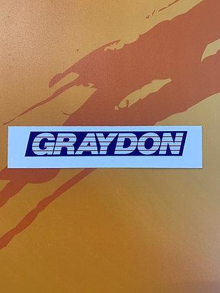 copy of Graydon Thin Blue