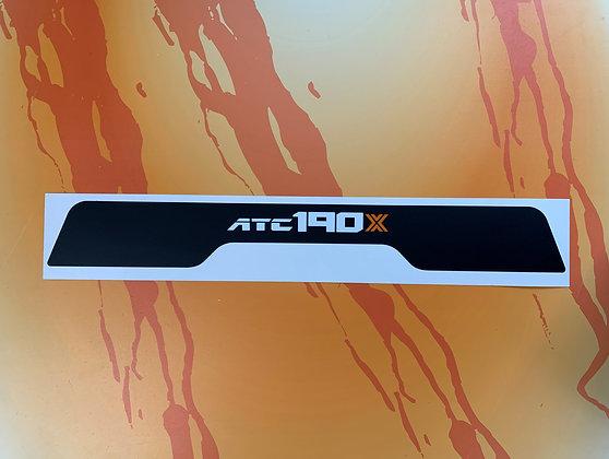 Rear 190X for ATC70