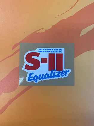 Answer S11 Equilizer