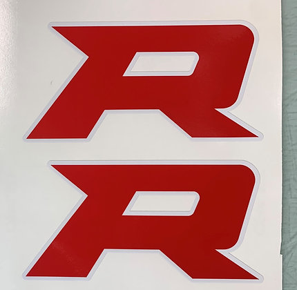 1987 ATC250R Rear Number Plate Area R