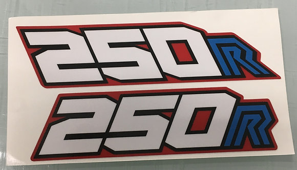 1984 ATC250R Side Decals
