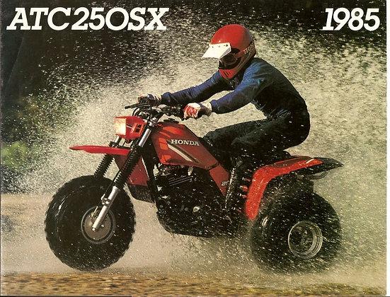 1985 ATC250SX Kit