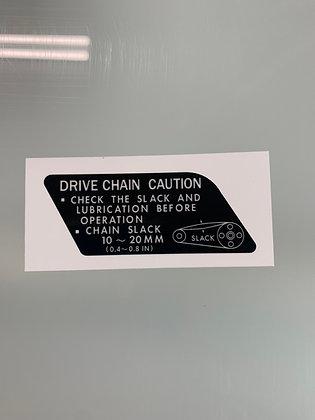 ATC 110 Chain Adj
