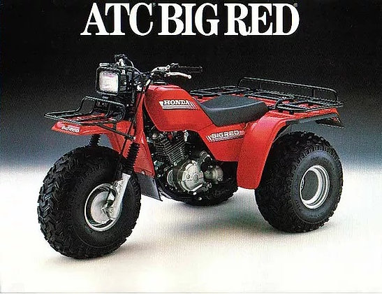 1986 Big Red Complete Kit