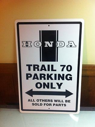 CT70 Sign