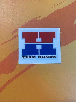 Team Honda H