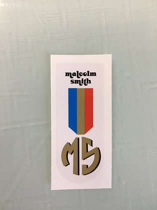 Malcom Smith Medal