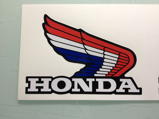 1985 ATC 250R Shroud Decal