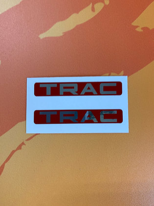 Honda Fork Red TRAC