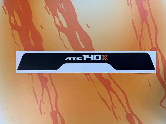 Rear 140X for ATC70