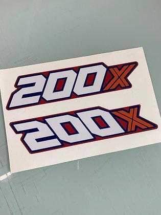 1984 ATC200X Side