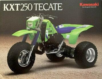 1986 Tecate 250 Kit