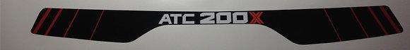 1985 ATC200X rear fender decal