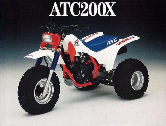 1986 ATC200X Full Kit