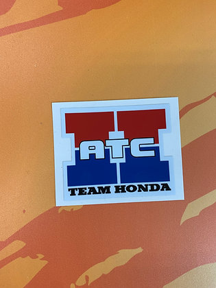 Older Team Honda ATC