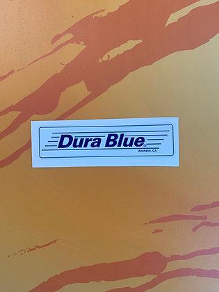 Dura Blue White
