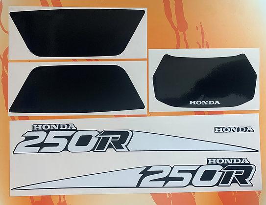 1988 TRX250R Custom Black