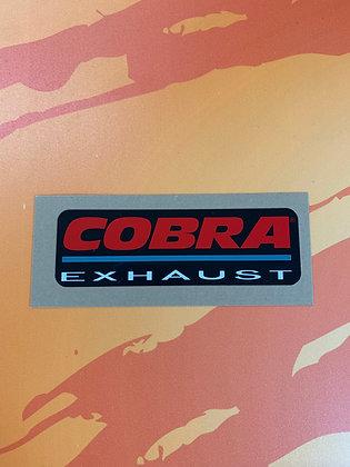 Cobra Exhaust Black