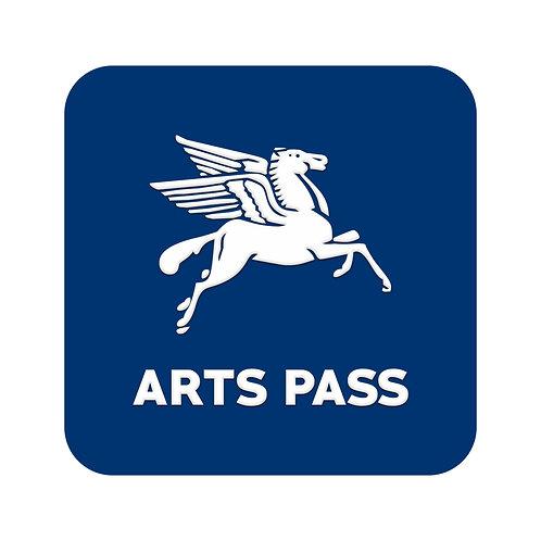 Blue Level Arts Pass