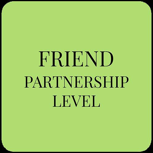 Friend Membership Level