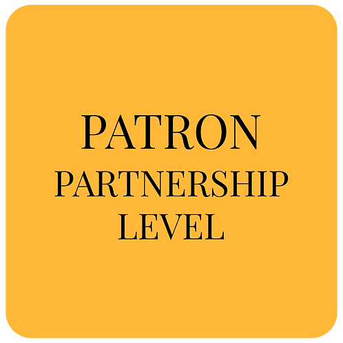 Patron Partnership Level