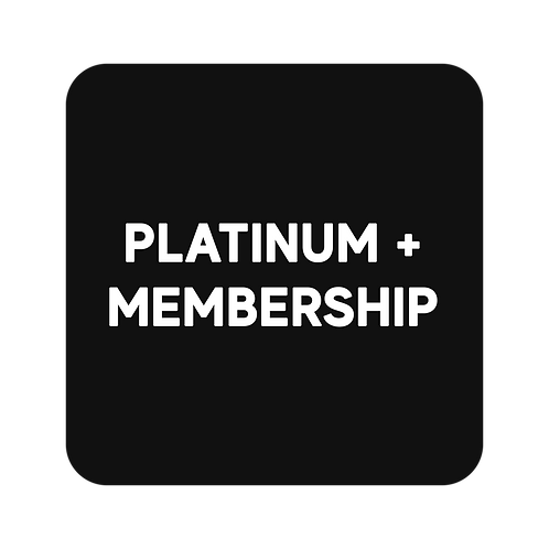 4 Year Platinum Plus Membership