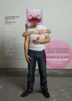 Love Design Vienne 2009, exposition
