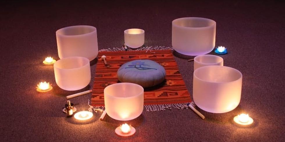 Chakra Singing Bowls Soundbath