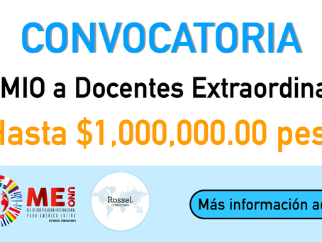 Movimiento STEAM y Varkey Foundation - Premio Docentes Extraordinarios
